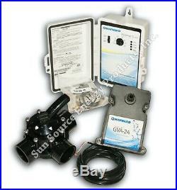 Hayward Goldline GLC-1-PA (GL-235 Aqua Solar Pool Control Combo), 1.5 Valve
