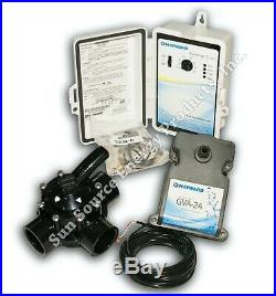 Hayward Goldline GLC-2-PA (GL-235 Aqua Solar Pool Control Combo), 2 Valve