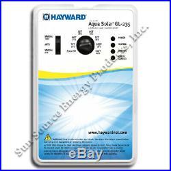 Hayward Goldline GL-235 Aqua Solar Pool Control (Bare Control, No Sensors)