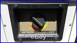 Hayward H1001D1 used Pool Heater 100k BTU Natraul gas NO RESERVE works