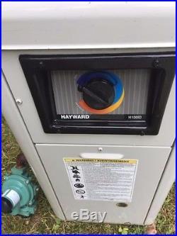 Hayward H100ID1 100K Natural gas Swimming Pool Heater
