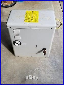 Hayward H100ID above ground pool / heater 100,000 btu propane/Electric control