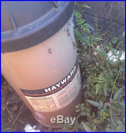 Hayward H100ID pool or spa heater