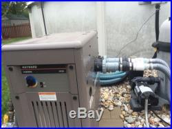 Hayward H130 Heater 130,000 Btu Pool Heater