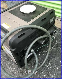 Hayward H200FDP Universal H-Series 200,000 BTU Pool and Spa Heater, Propane