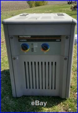 Hayward H200 Propane Pool Heater