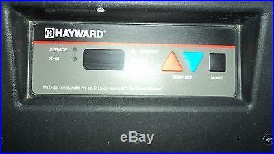 Hayward H2501 Pool Spa Heater
