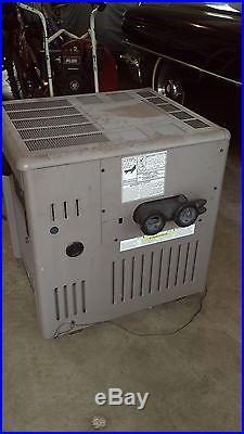 Hayward H250 Pool/Spa Heater