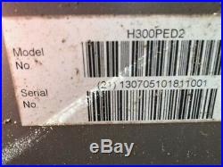 Hayward H300PED2 Pool Heater Converted To Propane