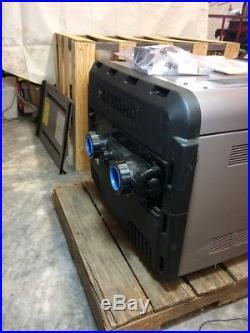 Hayward H400FDN Low NOx 400,000 BTU natural gas spa/pool heater