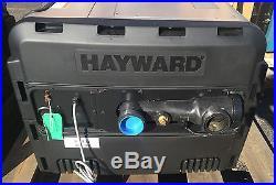 Hayward H400FDN Universal H-Series Low NOx 400k BTU Natural Gas Pool Spa Heater