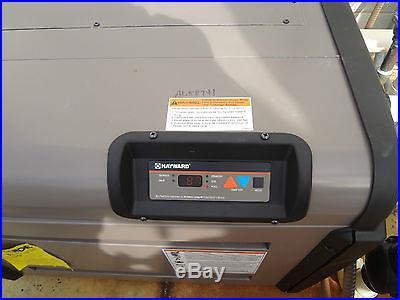 Hayward H400FDN Universal H-Series Low Nox 400,000 BTU Natural Gas Pool Heater