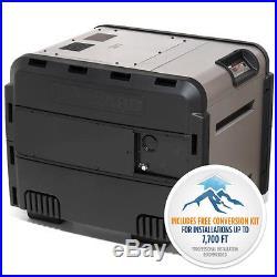 Hayward H400FDP H-Series, Low NOx, 400,000 BTU, Propane Pool Spa Heater