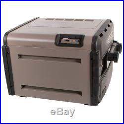 Hayward H400FDP Universal H-Series Low Nox 400k BTU Propane Pool Heater Scratch