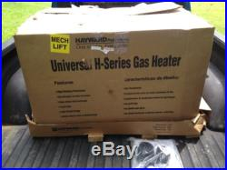 Hayward H400Fd Pool Spa Hot Tub Gas Heater