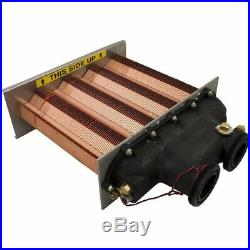 Hayward HAXHXA1153 H150 Heat Exchanger Assembly Replacement for Hayward H-Series