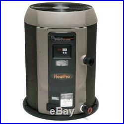 Hayward HP21104T HeatPro 110K BTU, 230V Pool and Spa Heat Pump