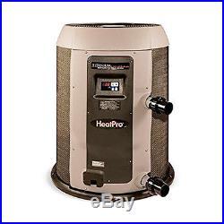 Hayward HP21104T HeatPro 110,000 BTU, 230V Pool and Spa Heat Pump