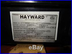 Hayward HP21404T Heat Pro 140000 BTU Ahri Pool Heater Ships Freight $4,479.35