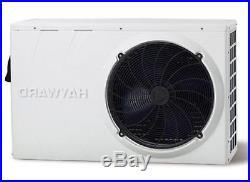 Hayward HP50HA 50,000 BTU Horizontal Fan Above Ground Pool Heat Pump