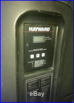 Hayward HP50TA 50,000 BTU electric Titanium Above Ground Swimming Pool Heat Pump
