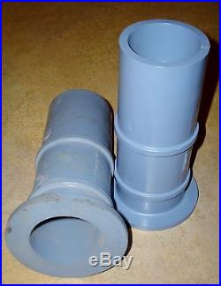 Hayward H-Series Heater, Flange Pipe Nipples HAXNIP1930