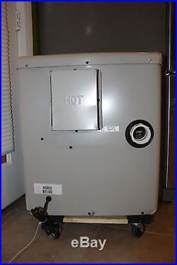 Hayward H Series Low Nox 100 000 Btu Natural Gas Residential Pool And Spa Heater
