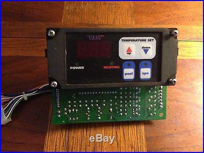 Hayward HeatPro Control Panel HPX26023631