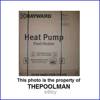 Hayward HeatPro Heat Pump HP21404T for In-Ground Swimming Pools 140,000 BTU