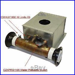 Hayward Heat Exchanger IDXHXA1102, IDX HXA 1102, CZXPRS1105, IDXHLK1930