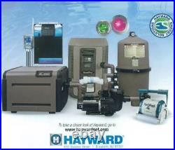 Hayward Pool Spa 200K BTU H200 Universal Low NOx Natural Gas Heater (Open Box)