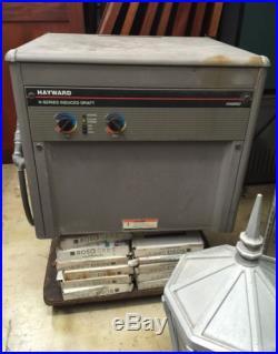 Hayward Pool & Spa H-400ND Natural Gas Heater