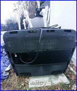 Hayward Universal H-Series 300k BTU Low NOx Pool Heater H300FDN Natural Gas