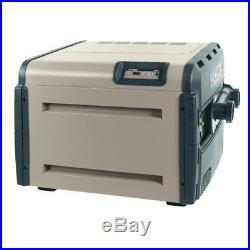 Hayward Universal H-Series 400k BTU Natural Gas Low NOx Pool Heater H400FDN