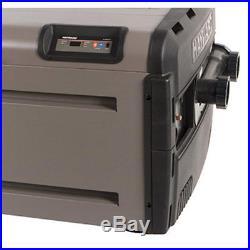 Hayward Universal H-Series H200FDP Low NOx Propane Gas Swimming Pool Heater