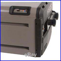 Hayward Universal H-Series H350FDP Low NOx Propane Gas Swimming Pool Heater