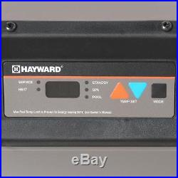 Hayward Universal H-Series Low NOx 200K BTU Natural Gas Pool Spa Heater H200FDN