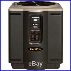 Hayward W3HP21004T 95K BTU Square Platform In Ground HeatPro Heat Pump