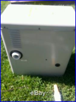 Hayward pool heater