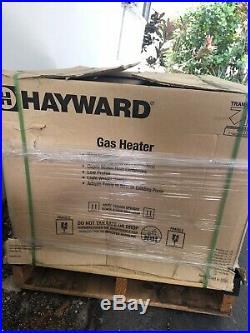 Hayward's Universal H-Series 350,000 BTU Natural Gas Heater