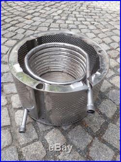 Heat Exchanger Schwimbad Pool Heater Stainless Steel 28mm, Badebottich
