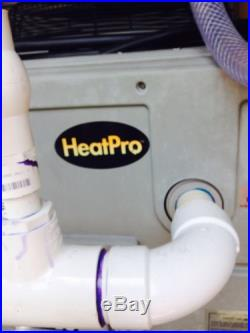 Heat Pump Hayward Pool Heater Heat Pro 115,000 Btu