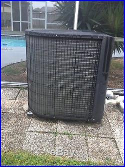 Heat Pump Pool & Spa