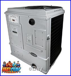 Heat Siphon C200HP High 6.0 COP Analog Pool Heat Pump Long Warranty 48,000 BTU's