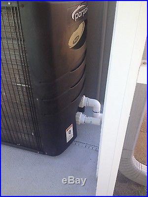 Heat pump & Pool & Spa