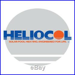 Heliocol HC-30 4' x 7.5' Solar Swimming Pool Water Heater Collector Panel