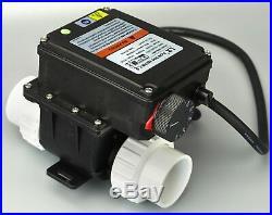 Hot tub spa Heater 2KW Temperature Controll Bathtub heater220v