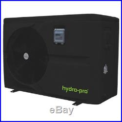 Hydro-Pro Schwimmbad Wärmepumpe 3-16 kW Poolheizung Poolwärmepumpe Pool Heizung