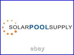 Industrial Grade Solar Pool Heater, Wind/Wear/Freeze Resistant Pool Solar Panels