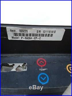 Item 009235 Raypak propane swimming pool heater model P-R406A-EP-C used works